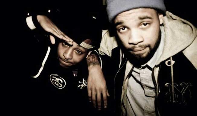 Johnny and Dav. E of FatKidsBrotha