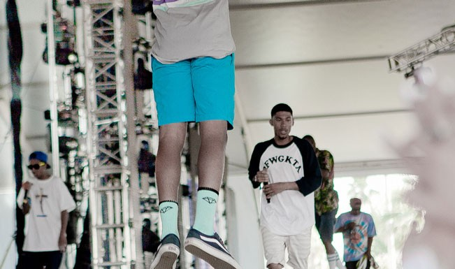 Odd Future at Coachella 2011