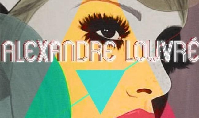 Alexandre Louvré Logo