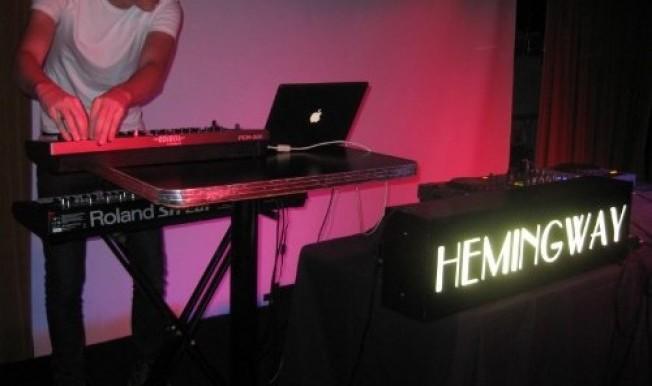 Hemingway Electro DJ