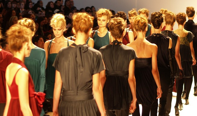 Is fashion weak with Fashion Week?