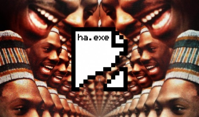 Higher Internet 'Ha Rewerq'd' EP
